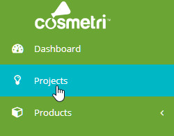 cosmetri projects feature